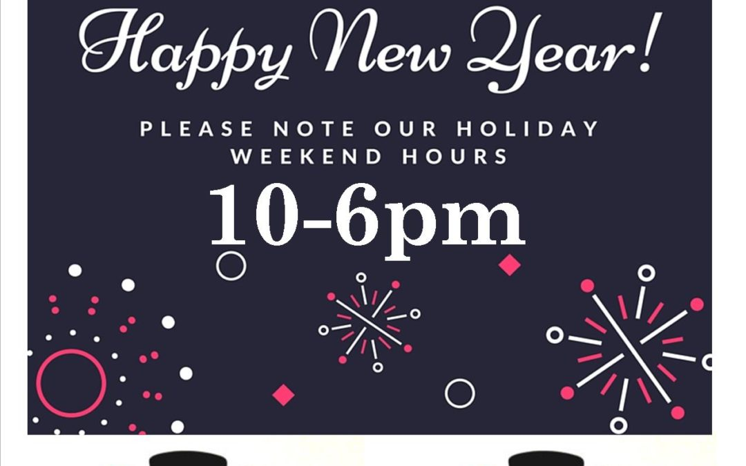 New Years Eve Store Hours