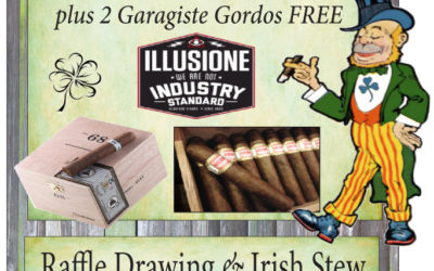 Liberty Tobacco St. Patty's Day Sale