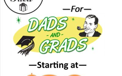 Gift Ideas for Dads and Grads