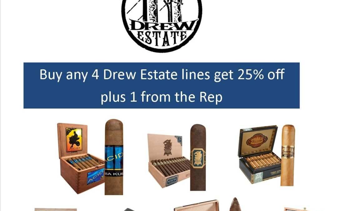 Drew Estate Event