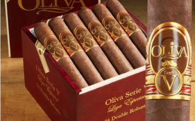OLIVA CIGAR EVENT THURSDAY, MAY 23 RD .